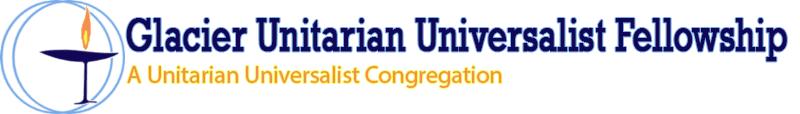 Glacier Unitarian Universalist Fellowship Logo